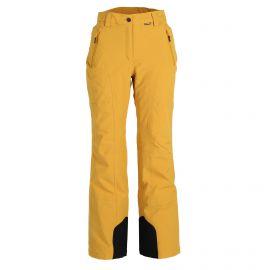 Icepeak, Freyung pantalones de esquí slim fit mujeres fudge marrón