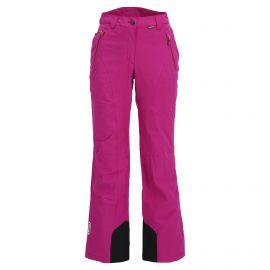 Icepeak, Freyung pantalones de esquí slim fit mujeres violet púrpura