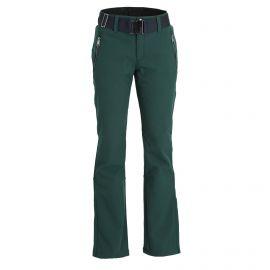 Luhta, Joentaus pantalones de esquí softshell mujeres antique verde