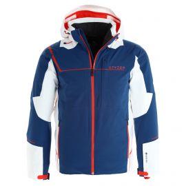 Spyder, Titan GTX chaqueta de esquí hombres abyss azul