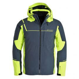 Spyder, Titan GTX chaqueta de esquí hombres ebony gris/verde