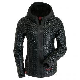 Almgwand, Aslerkopf OP, chaqueta de esquí, mujeres, negro