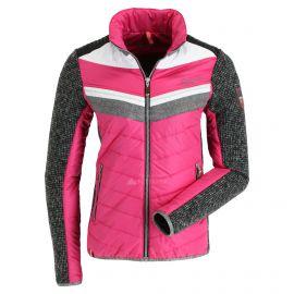 Almgwand, Engelsberg, chaqueta de esquí, mujeres, gris/rosa