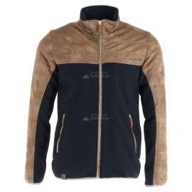 Almgwand, Polleskogel, chaqueta de esquí, hombres, dark azul/gris