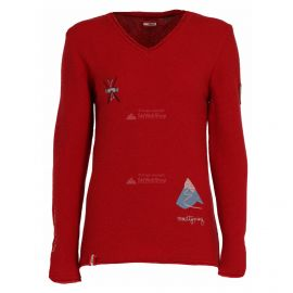 Almgwand, Rotalm, jersey, mujeres, rojo