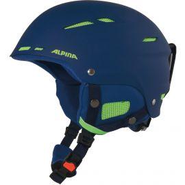 Alpina, Biom ski helmet casco navy matt  azul