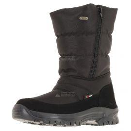 Attiba, botas de nieve, hombres, negro