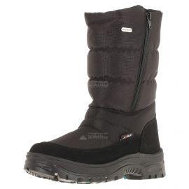 Attiba, botas de nieve con sistema OC, hombres, negro
