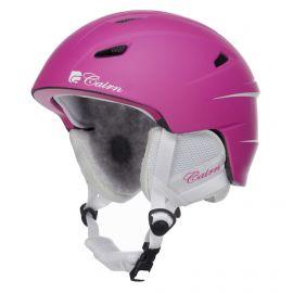 Cairn, Electron U, casco de esquí, fucsia mate
