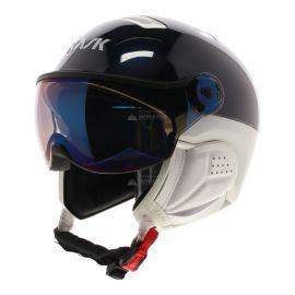 Kask, Class Sport Visor, casco con visera, Navy azul