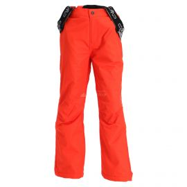 CMP, Salopette ski pants, pantalones de esquí, niños, tango naranja