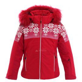 CMP, Ski jacket snaps hood, chaqueta de esquí, niños, Rhodamine rosa