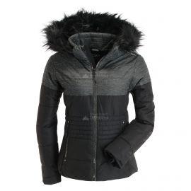 CMP, Ski jacket zip hood, chaqueta de esquí, mujeres, negro