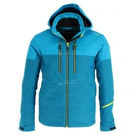 CMP, Ski jacket zip hood chaqueta de esquí hombres river azul