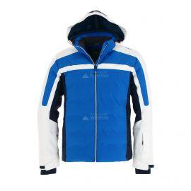 CMP, Ski jacket zip hood, chaqueta de esquí, hombres, royal azul