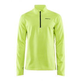 Craft, Pin half zip, jersey, hombres, verde