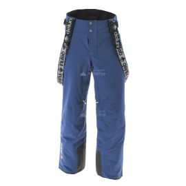 Deluni, Challenger 2, pantalones de esquí, hombres, azul