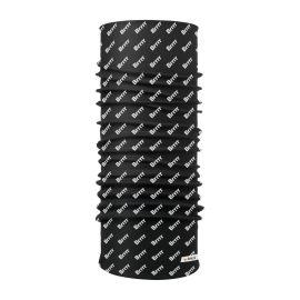 Deluni, Lightweight Neckwarmer Brrr, bufanda, negro