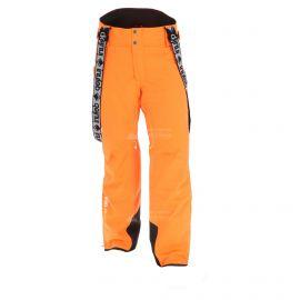 Deluni, Challenger, pantalones de esquí, hombres, naranja