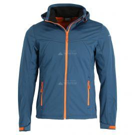 Icepeak, Biggs chaqueta de esquí softshell hombres azul
