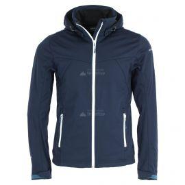 Icepeak, Biggs chaqueta de esquí softshell hombres dark azul