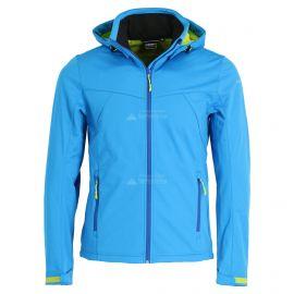Icepeak, Biggs chaqueta de esquí softshell hombres light azul
