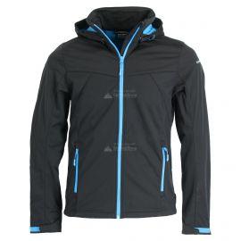 Icepeak, Biggs chaqueta de esquí softshell hombres negro