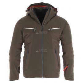 Icepeak, Eagar, chaqueta de esquí, hombres, dark verde