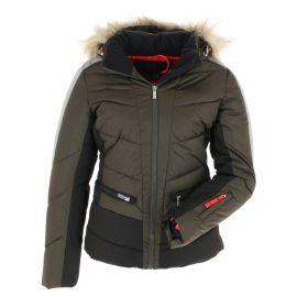 Icepeak, Electra, chaqueta de esquí, mujeres, dark verde