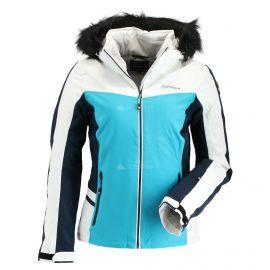 Icepeak, Florence, chaqueta de esquí, mujeres, turquoise azul