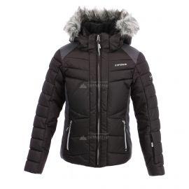 Icepeak, Hara JR chaqueta de esquí niños negro