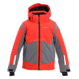 Icepeak, Langley JR, chaqueta de esquí, niños, coral rojo