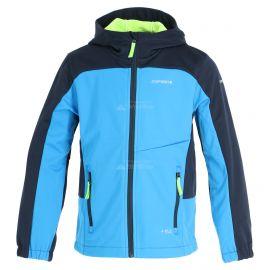 Icepeak, Laurens JR chaqueta de esquí softshell niños azul