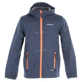 Icepeak, Laurens JR chaqueta de esquí softshell niños dark azul
