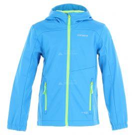 Icepeak, Laurens JR chaqueta de esquí softshell niños light azul