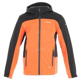 Icepeak, Laurens JR chaqueta de esquí softshell niños naranja