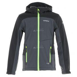 Icepeak, Laurens JR chaqueta de esquí softshell niños gris