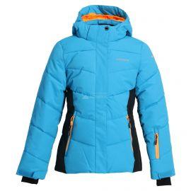 Icepeak, Lille JR, chaqueta de esquí, niños, turquoise azul