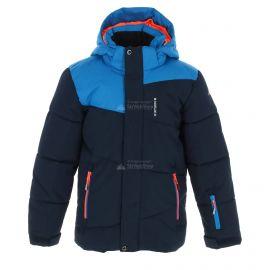 Icepeak, Linton JR, chaqueta de esquí, niños, navy azul