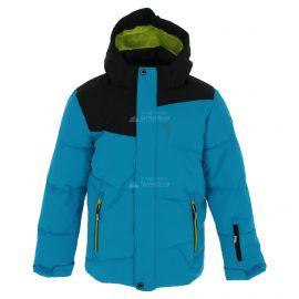 Icepeak, Linton JR, chaqueta de esquí, niños, turquoise azul