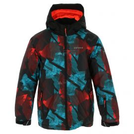 Icepeak, Locke JR, chaqueta de esquí, niños, naranja