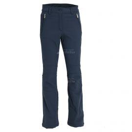Icepeak, Outi pantalones de esquí softshell mujeres dark azul