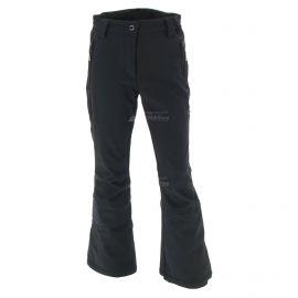 Icepeak, Riksu JR, pantalones de esquí softshell, niños, negro