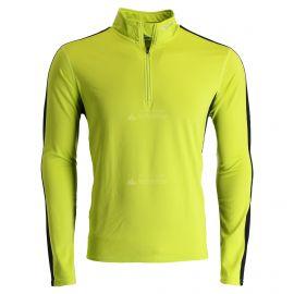 Icepeak, Robin 1/2 zip, camisa termoactiva, hombres, aloe verde