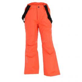 Icepeak, Theron JR, pantalones de esquí, niños, orange naranja