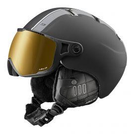 Julbo, Sphere casco con visera gris/negro