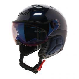 Kask, Chrome Visor casco con visera azul