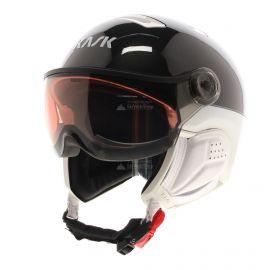 Kask, Class Sport Photochromic, casco con visera, negro