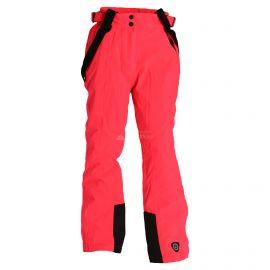 Killtec, Gandara JR, pantalones de esquí, niños, neon coral rosa