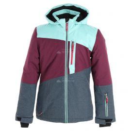 Killtec, Torey JR, chaqueta de esquí, niños, mint verde